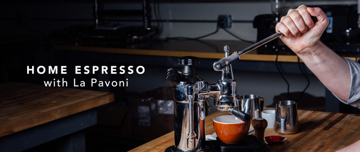 Video: Using a Lever Espresso Machine at Home