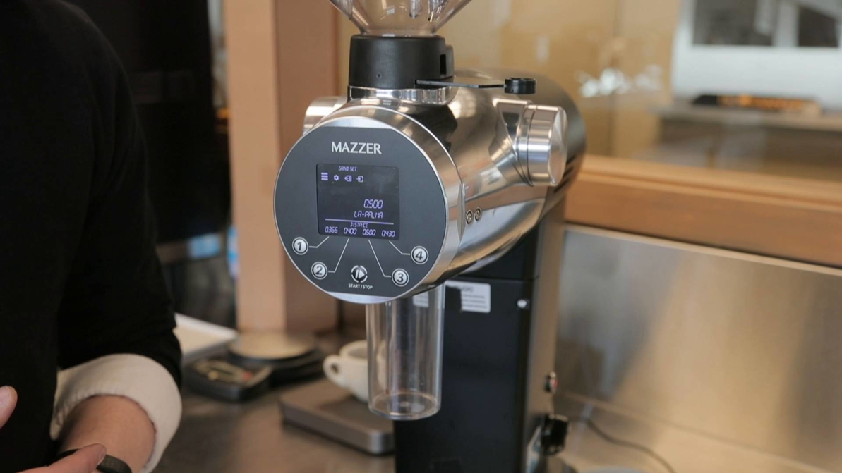 Video Overview | Mazzer ZM Digital Coffee and Espresso Grinder