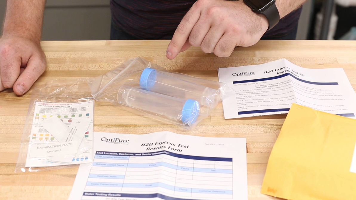 Video Overview | OptiPure Water Test Kit