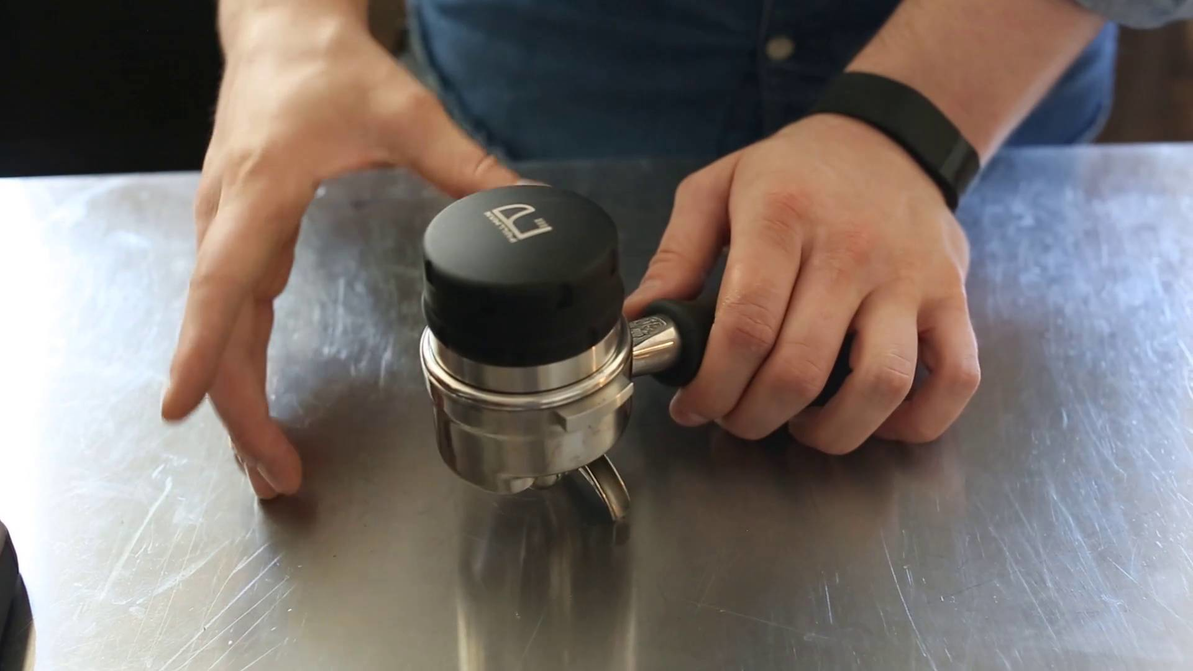 Video Overview | Pullman Palm Tamper with Big Step Base