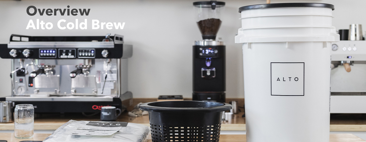 Video Overview | Alto Commercial Cold Brew