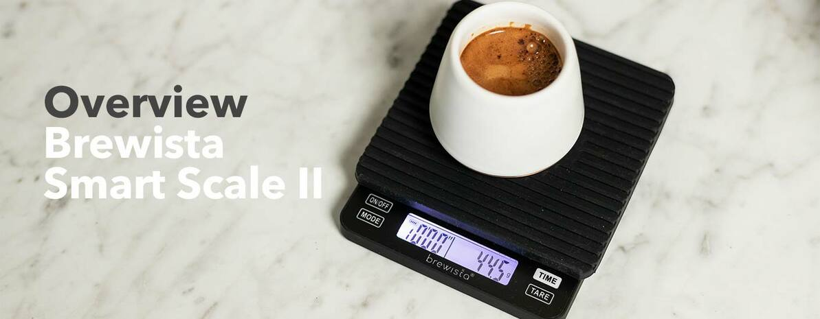 Video Overview | Brewista Smart Scale II