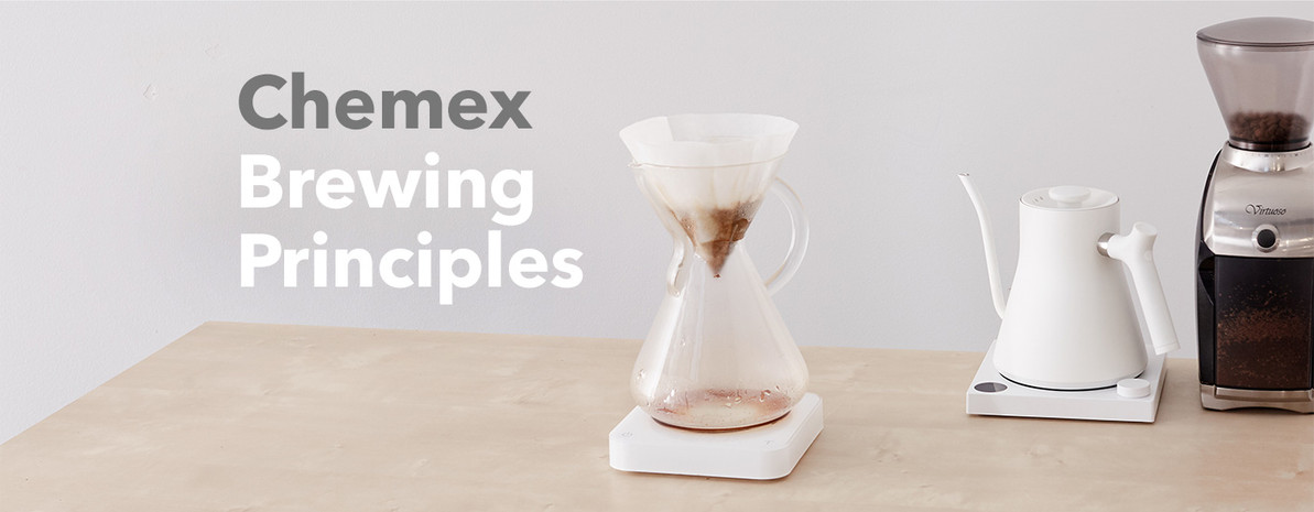 Understanding Coffee Brewing with Your Chemex