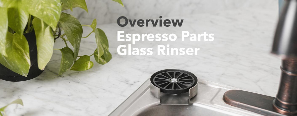 Video Overview and Installation| Espresso Parts Glass Rinser