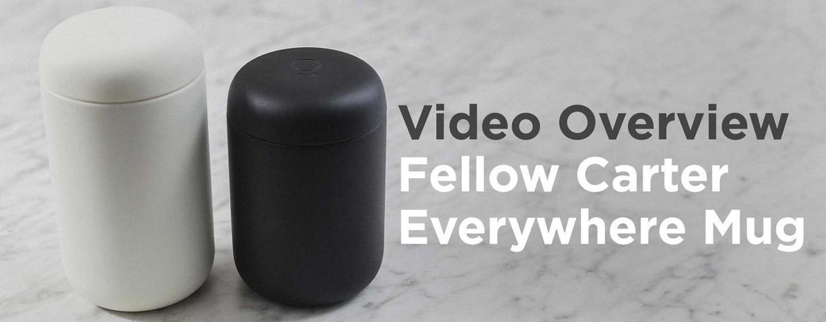 Video Overview | Fellow Carter Everywhere Mug