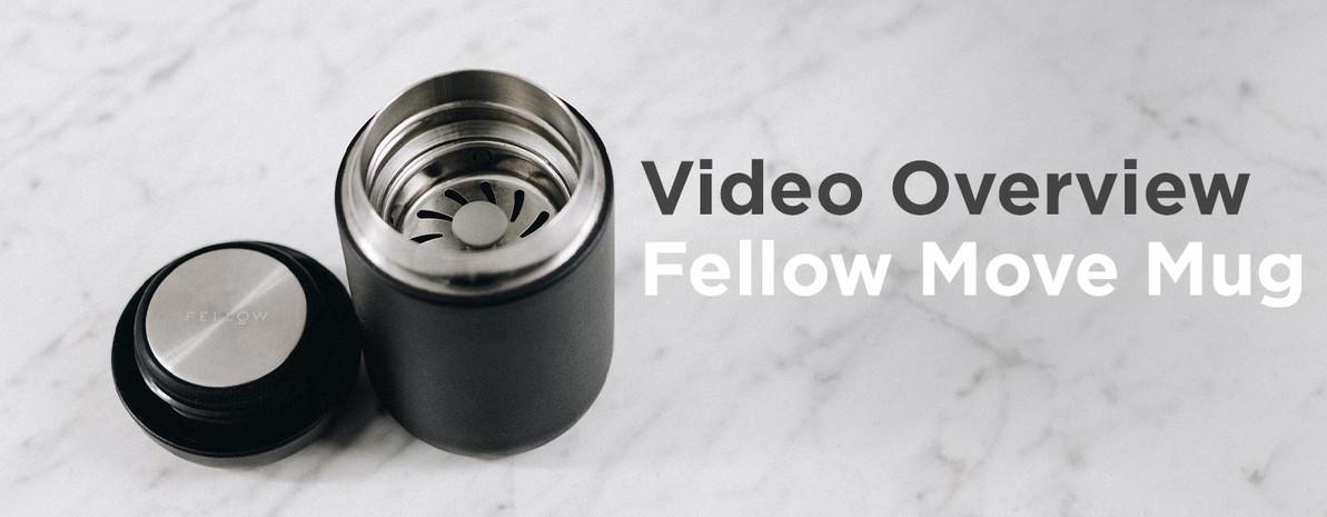 Video Overview | Fellow Move Mug