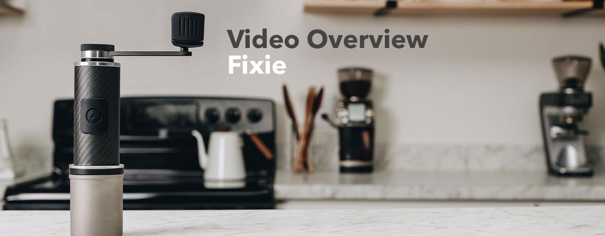 Video Overview | Orphan Espresso Fixie Hand Grinder