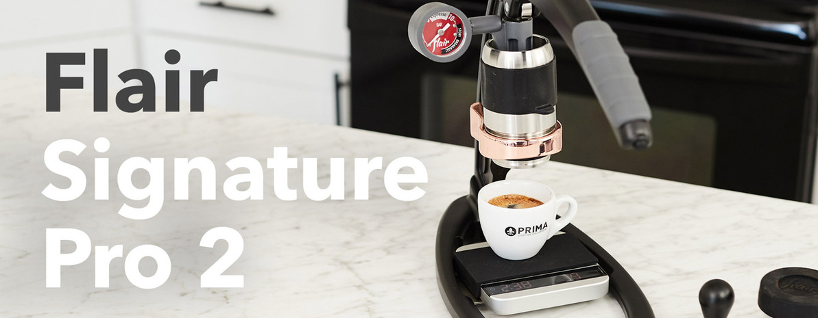 Video Overview | Flair Pro 2 Manual Espresso Maker