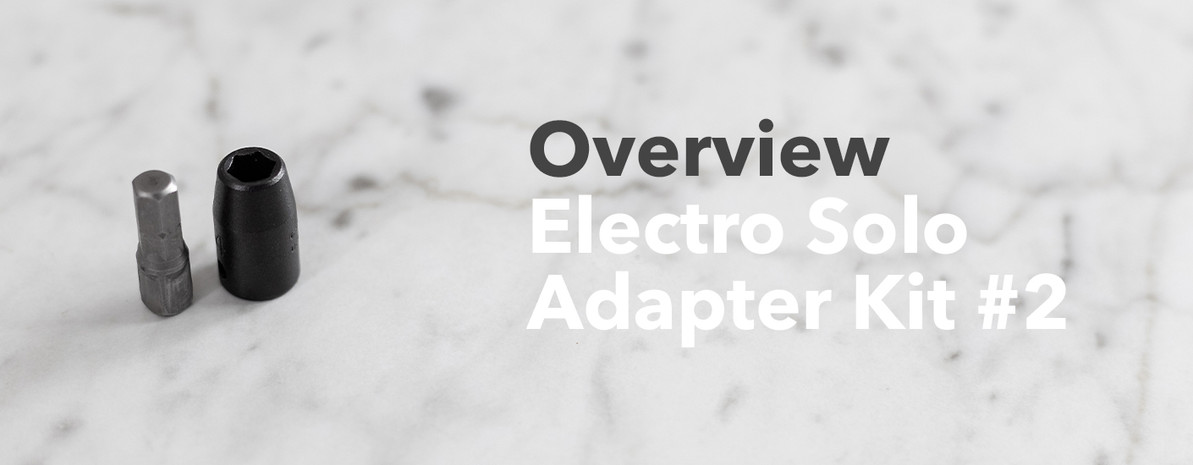 Video Overview  Hario Electro Solo Adapter Kit for Timemore G1 and Option-O REMI