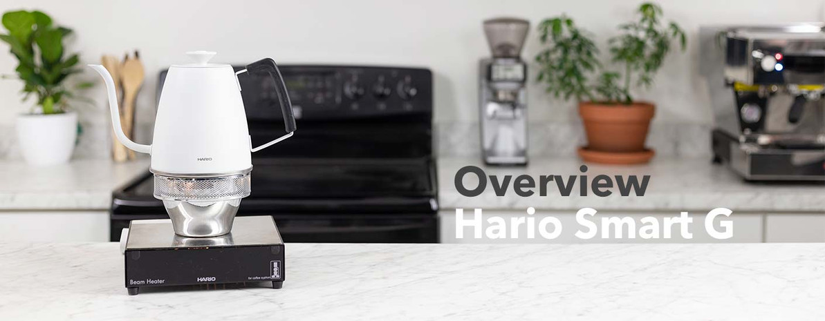 Video Overview | Hario Smart G Kettle