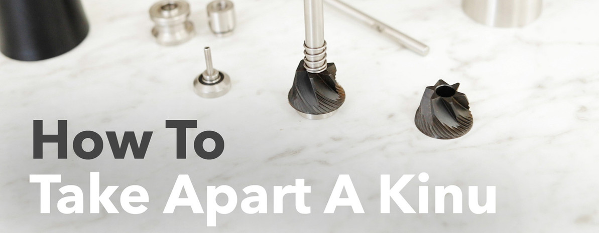 Product Maintenance | How to Take Apart a Kinu Hand Grinder
