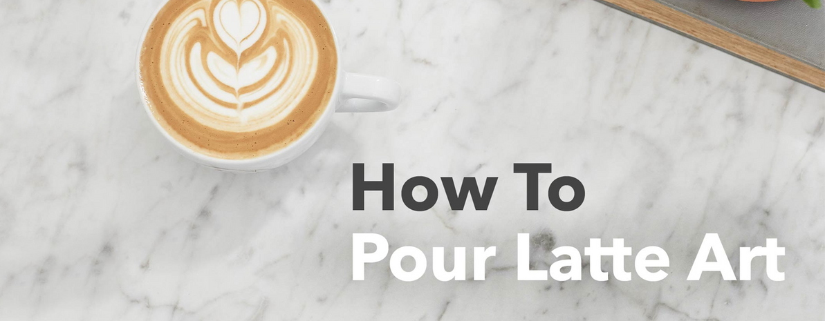 Video Overview   How to Pour Latte Art