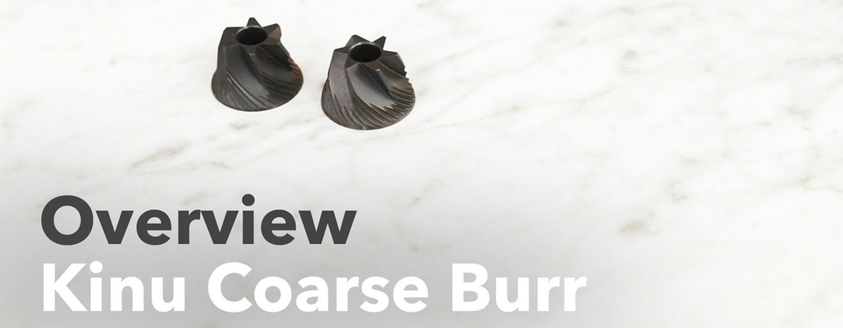 Video Overview | Pour Over Replacement Burr for Kinu M47 Grinders
