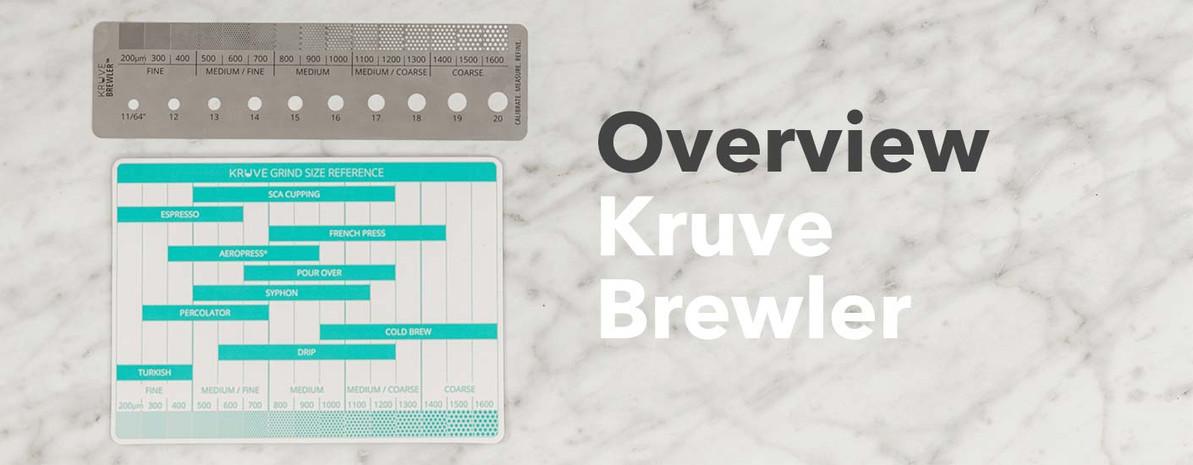Video Overview | Kruve Brewler