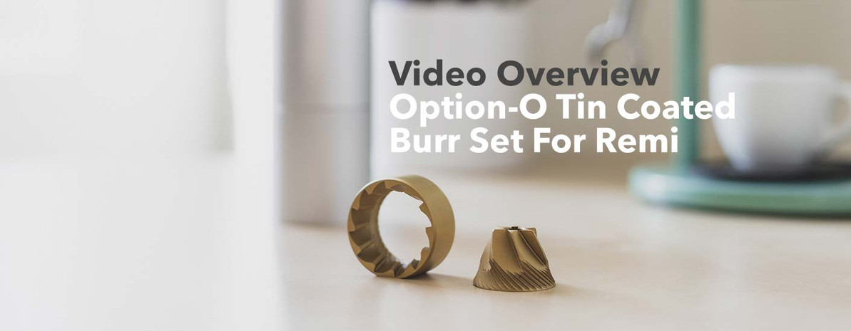 Video Overview | Option-O Tin Coated Burrs for REMI