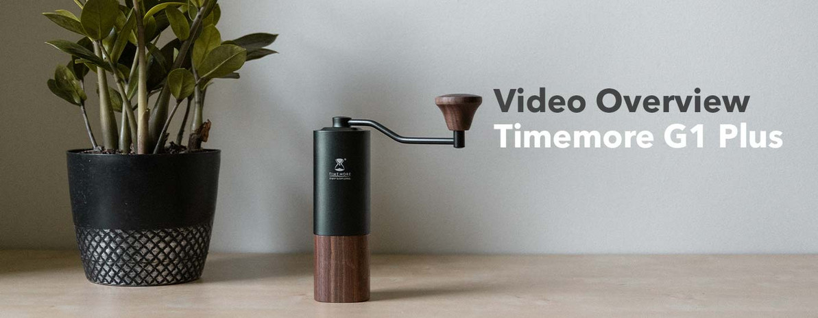 Video Overview | Timemore G1 Plus Manual Grinder