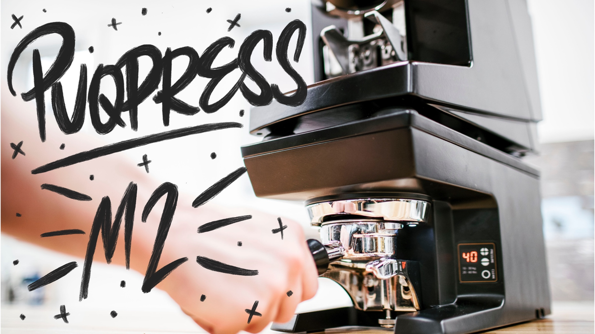 Video Overview | PuqPress M2 Automatic Tamper for Mythos 1 & 2 Grinders