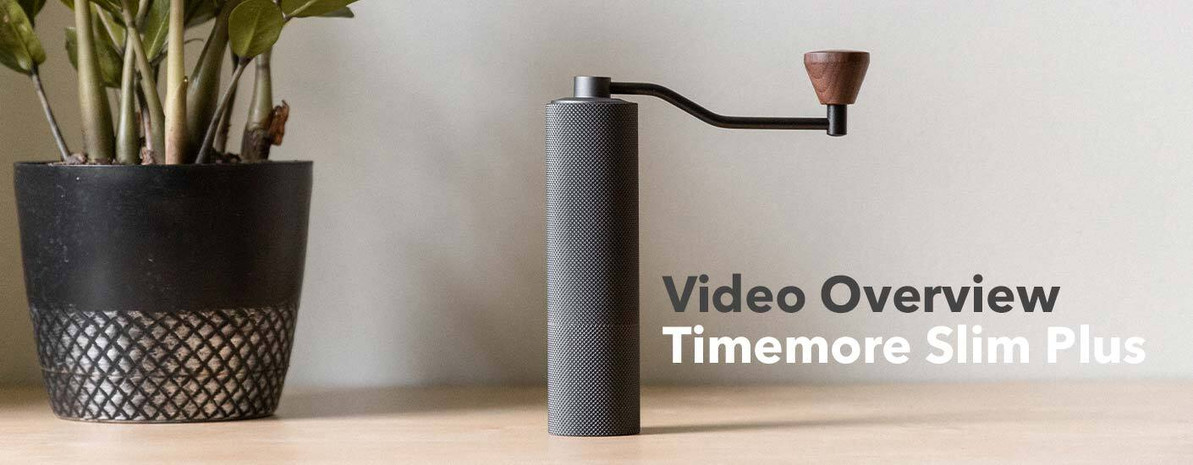 Video Overview   Timemore Slim Plus Manual Coffee Grinder