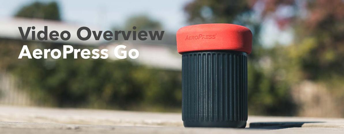 Video Overview   Aeropress Go