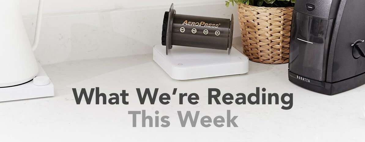 What We're Reading This Week