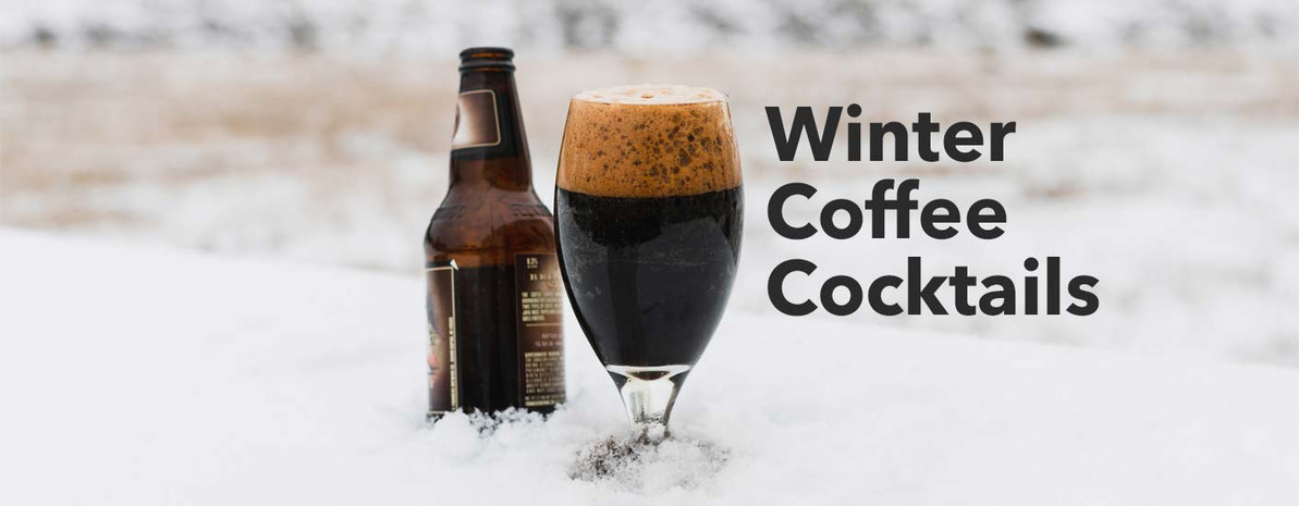 Winter Coffee Cocktails