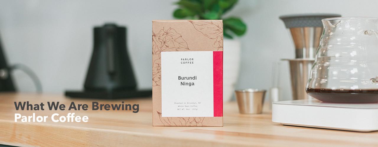 Parlor Coffee box