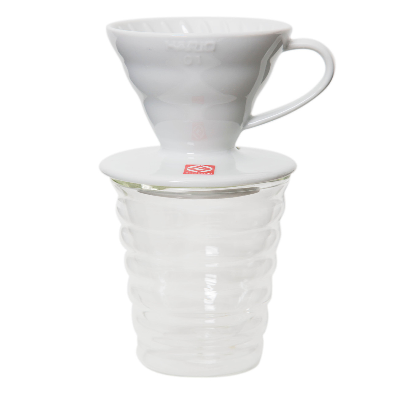 3sizes Double Layer Cup Clear Double Walled Heat Insulated Coffee Tea Espresso