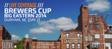 LIVE COVERAGE: Big Eastern Brewers Cup Day 2
