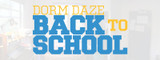 Dorm Daze: Back to School 2015