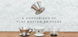 Guest Review: Flat-Bottom Coffee Drippers