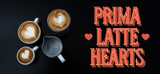 Pour Your Heart Out, Latte Hearts Are Back!