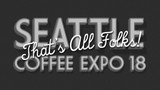 The 2018 Global Coffee Expo: That's All Folks!
