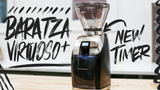 Video Overview | Baratza Virtuoso+ Conical Burr Coffee Grinder
