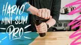 Video Overview | Hario Ceramic Coffee Mill Mini-Slim PRO Hand Grinder