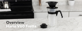 Video Overview | Hario V60 Fretta Iced Coffee Brewer