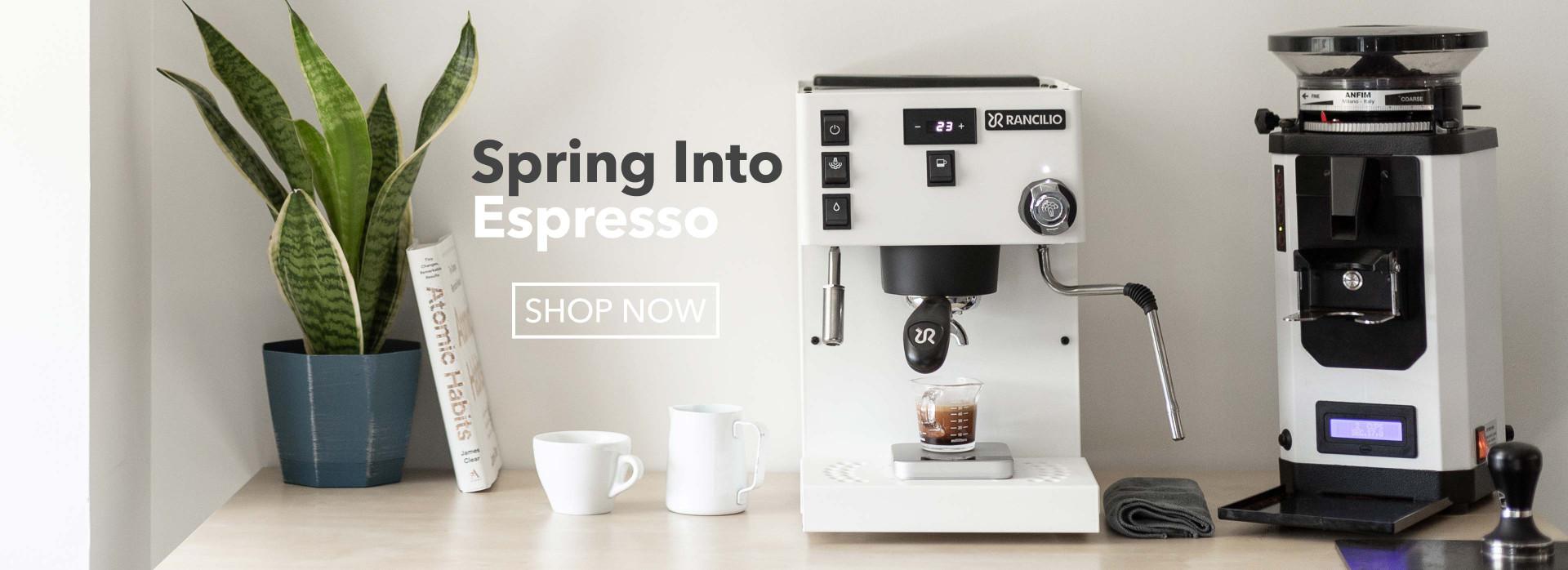 Spring Into Espresso