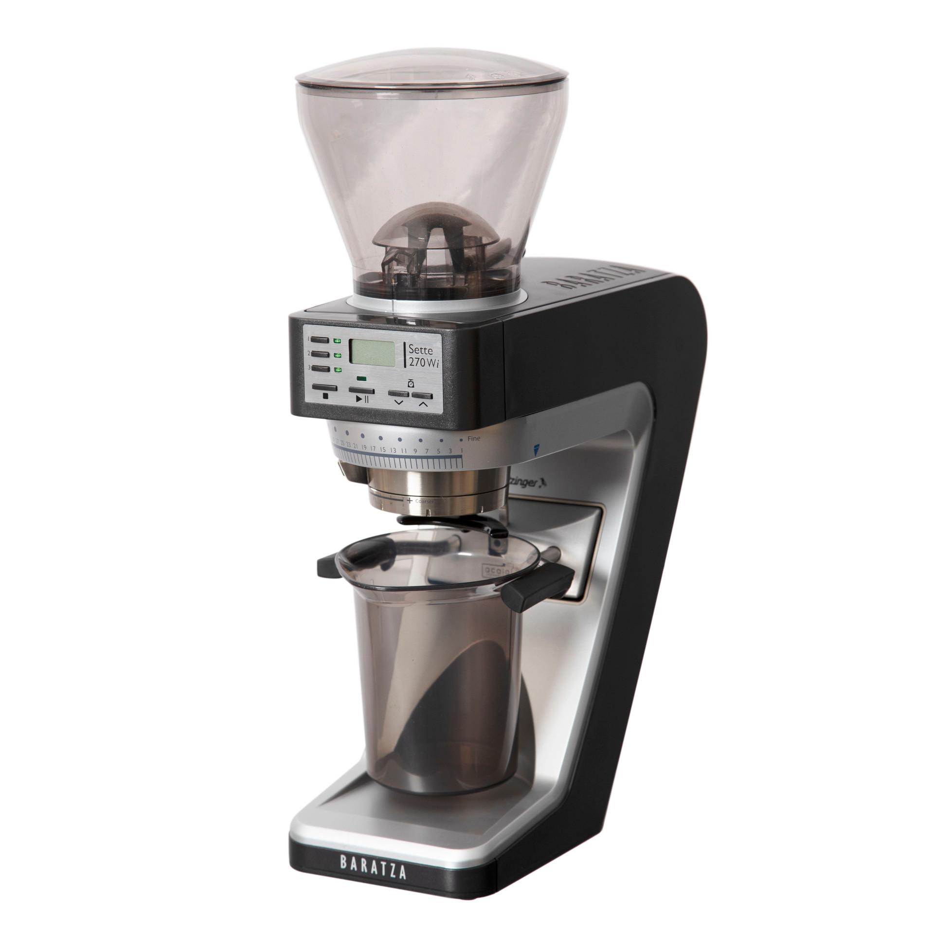 Baratza Sette 270Wi coffee grinder white background