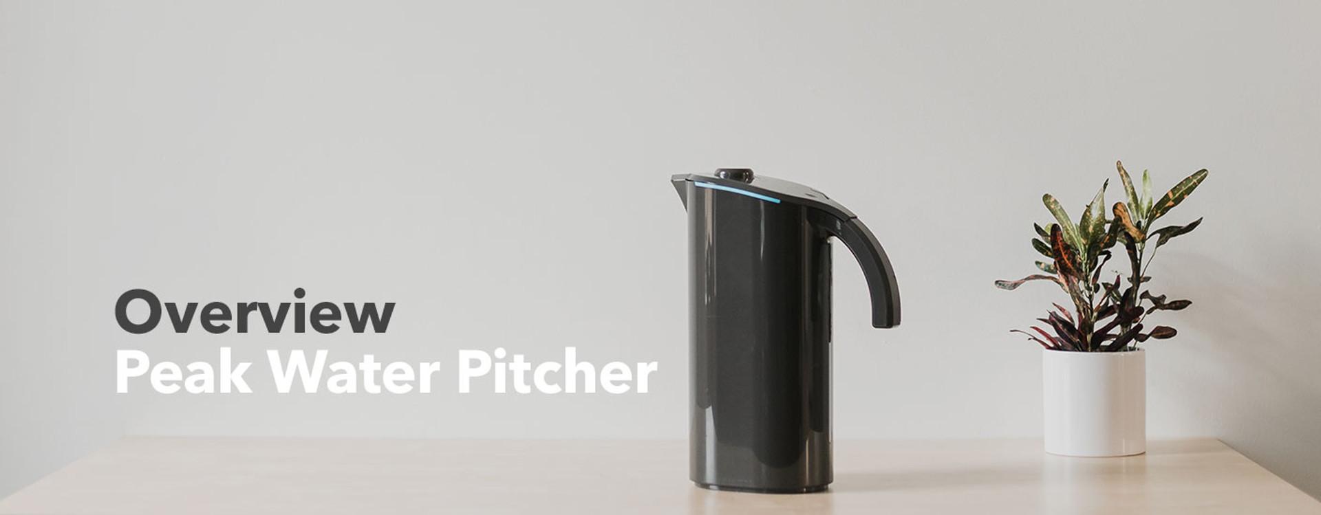 Peak Water Pitcher