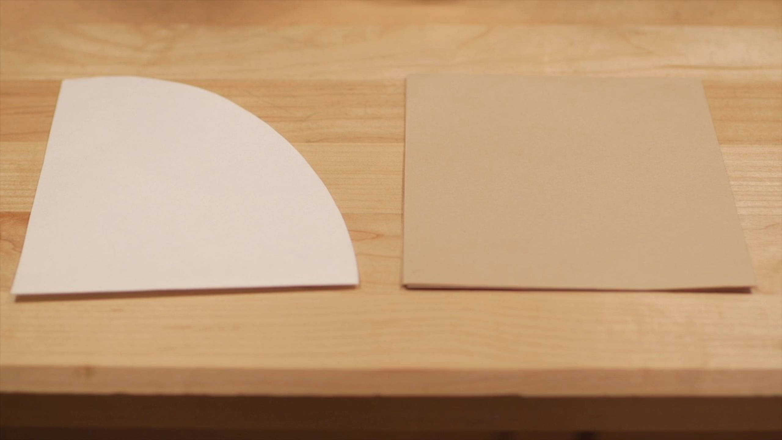 Bleached vs. Natural Coffee Filters