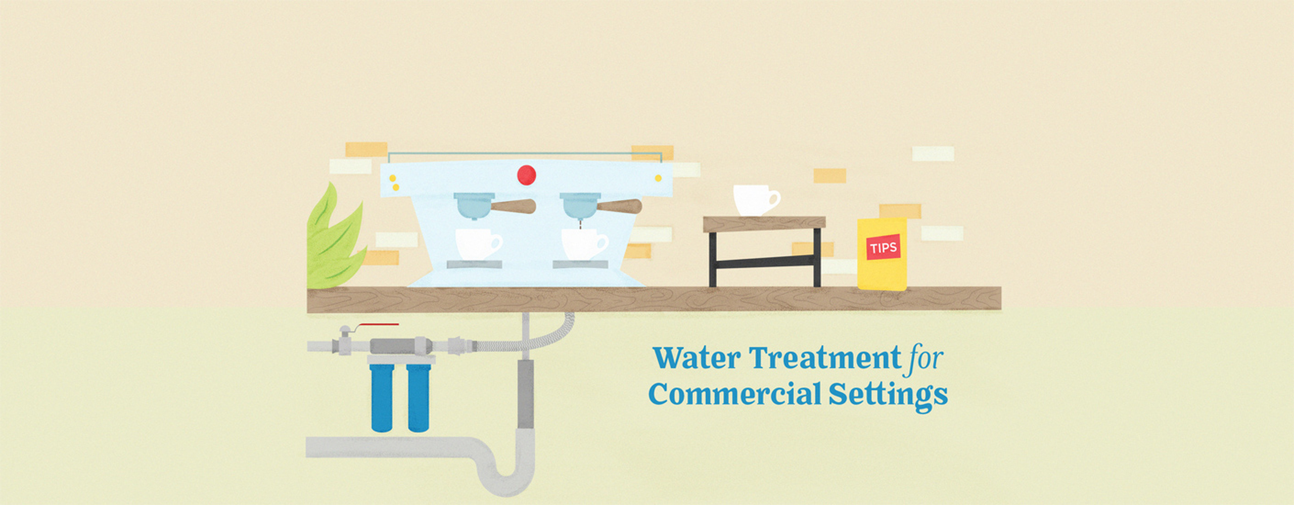 Water Treatment for Commercial Settings