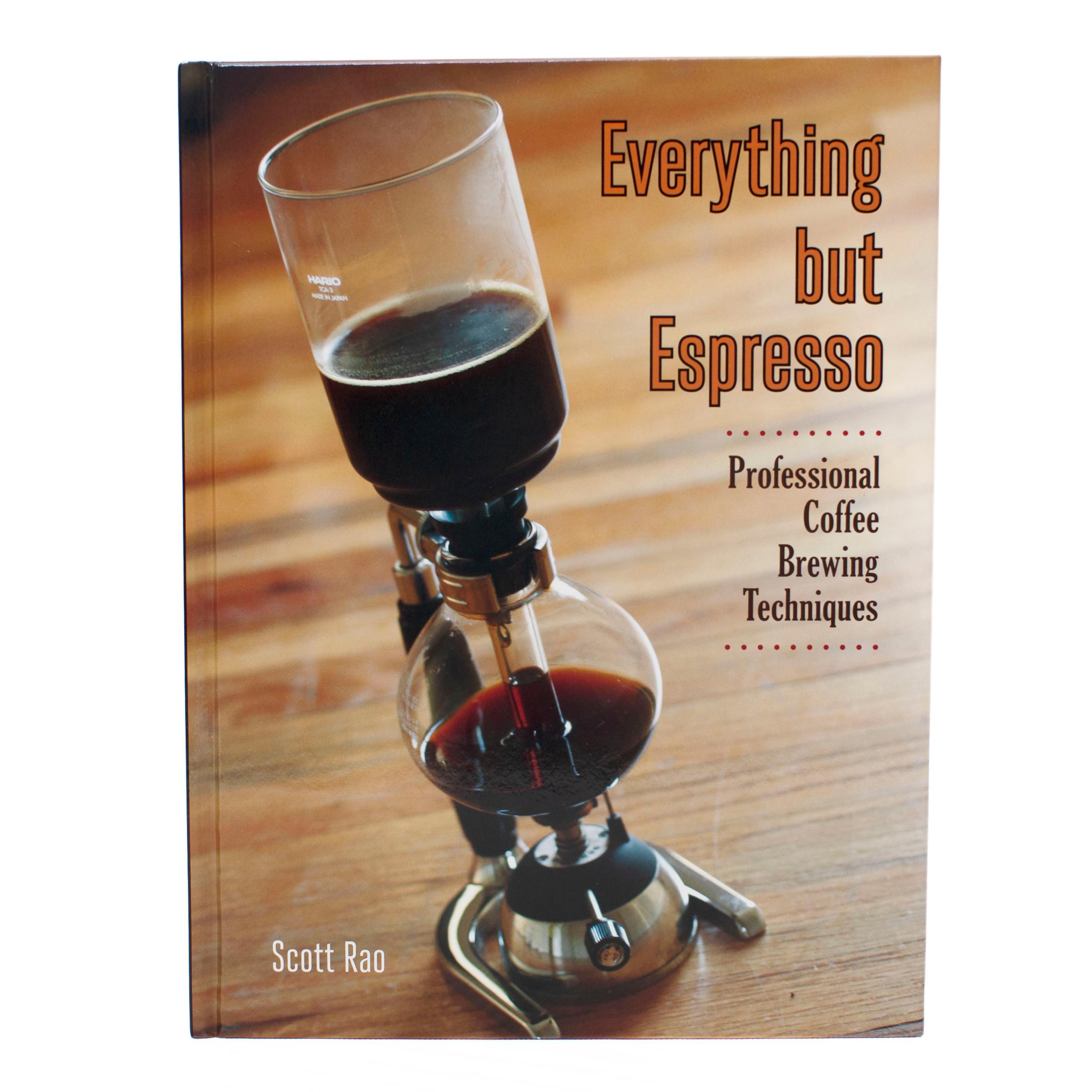 Everything but Espresso Book