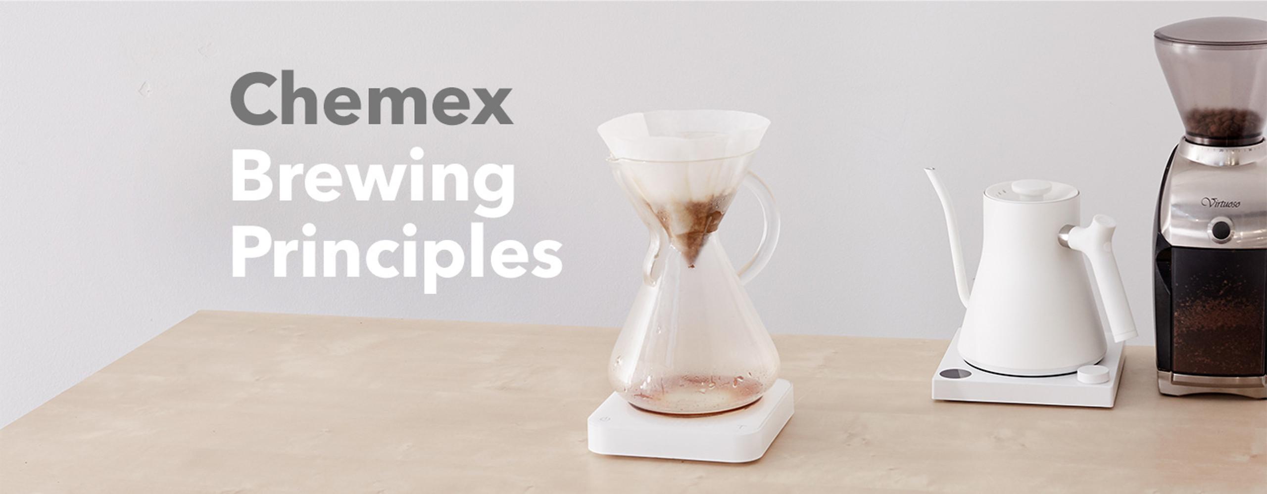 Chemex Brewing Principles