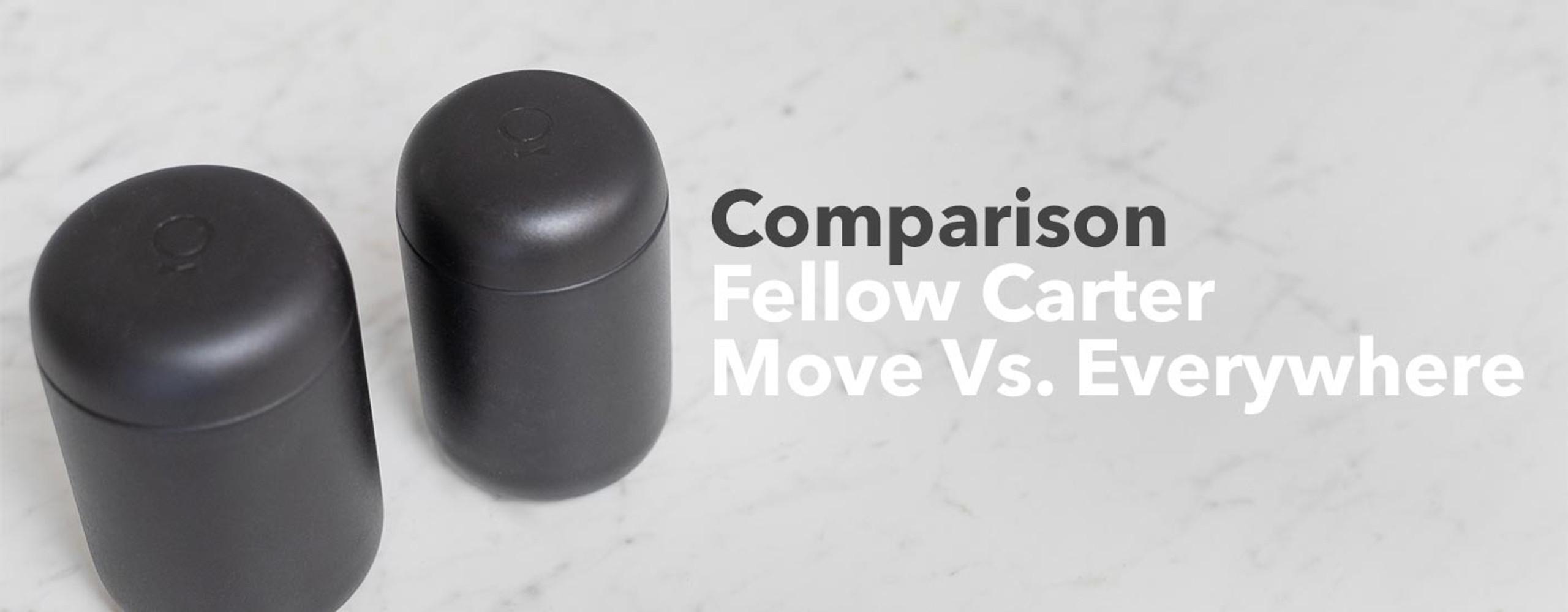 Fellow Carter Move vs. Everywhere