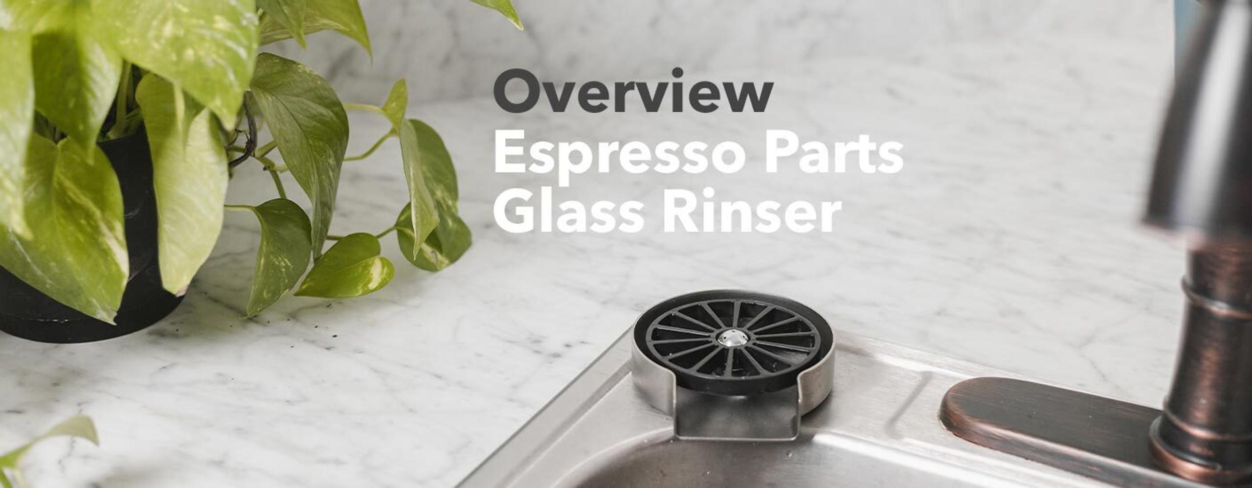 Espresso Parts Glass Rinser