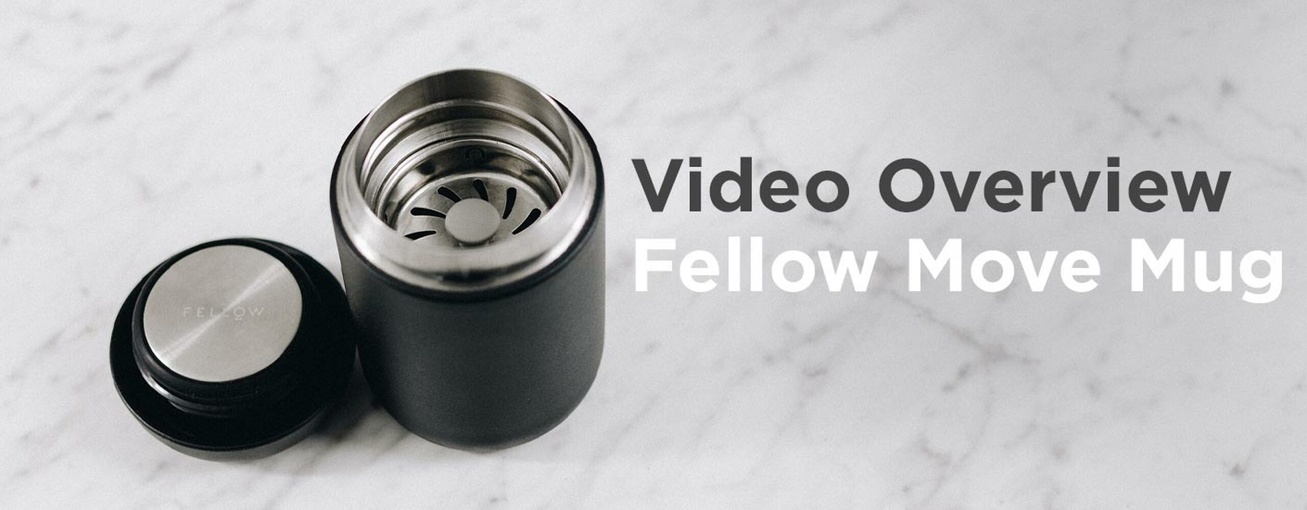 Fellow Move Mug Overview