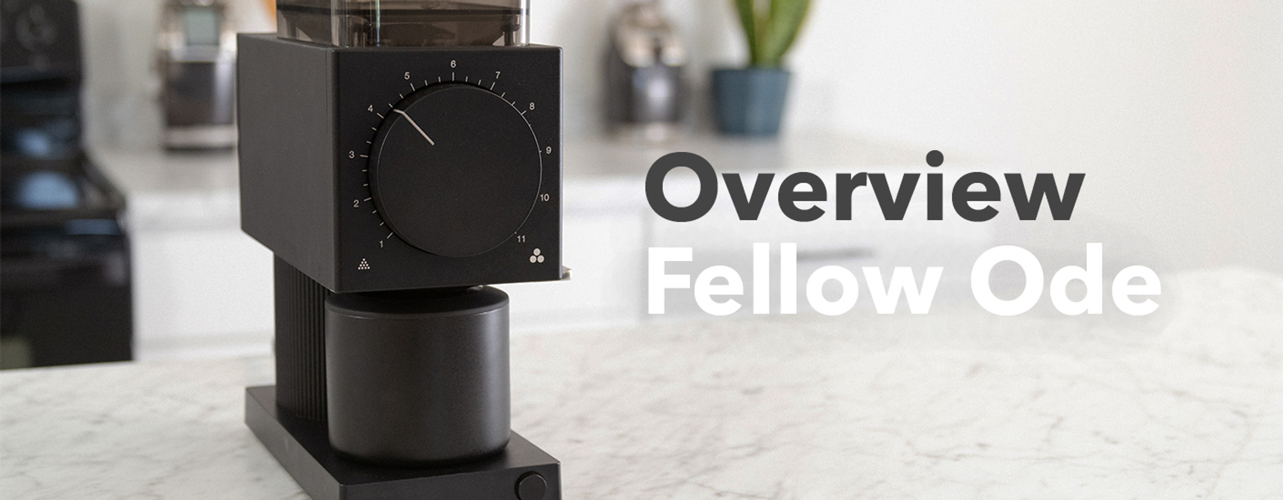 Fellow Ode Coffee Grinder
