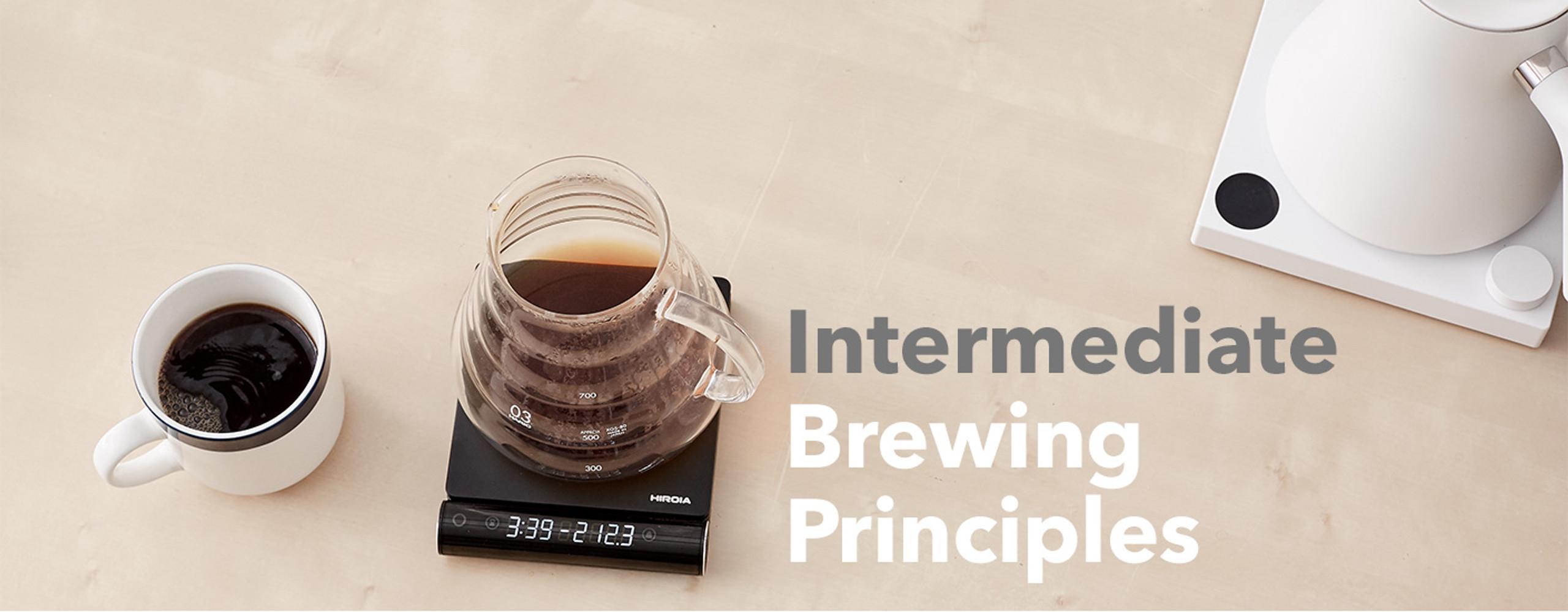 Intermediate Brewing Principles