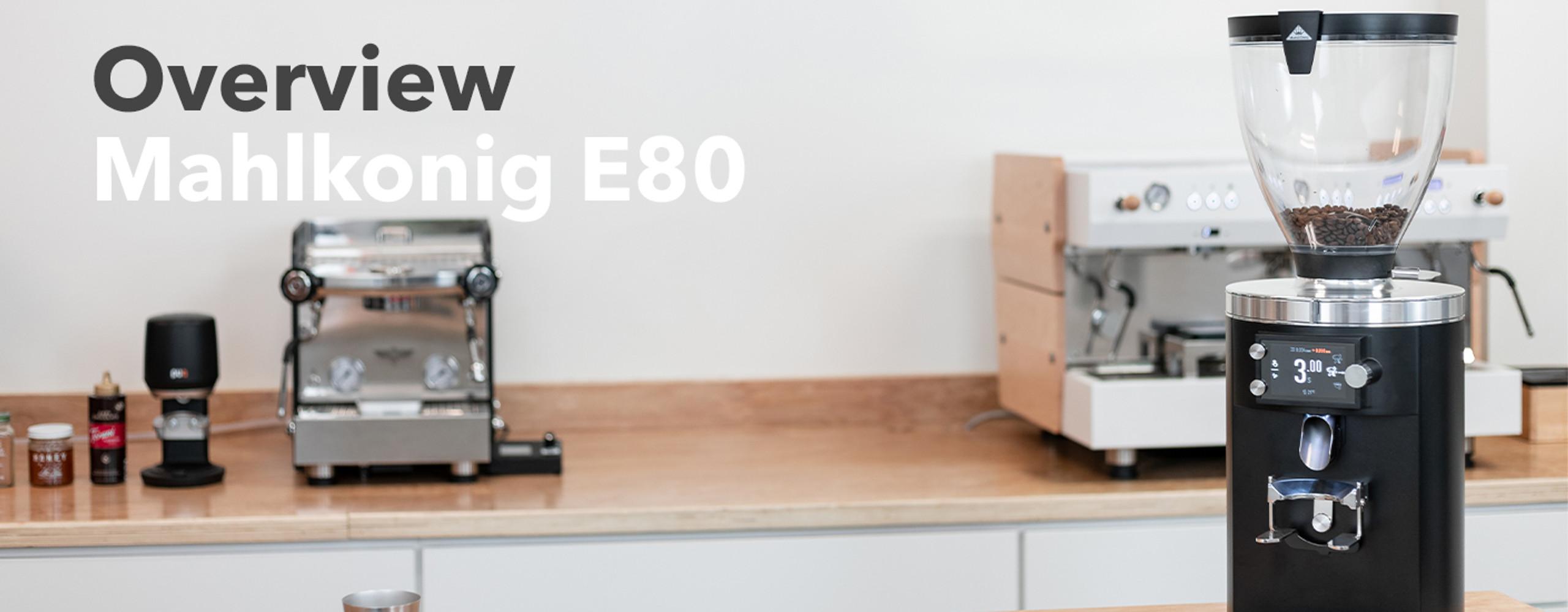 Mahlkonig E80 Supreme