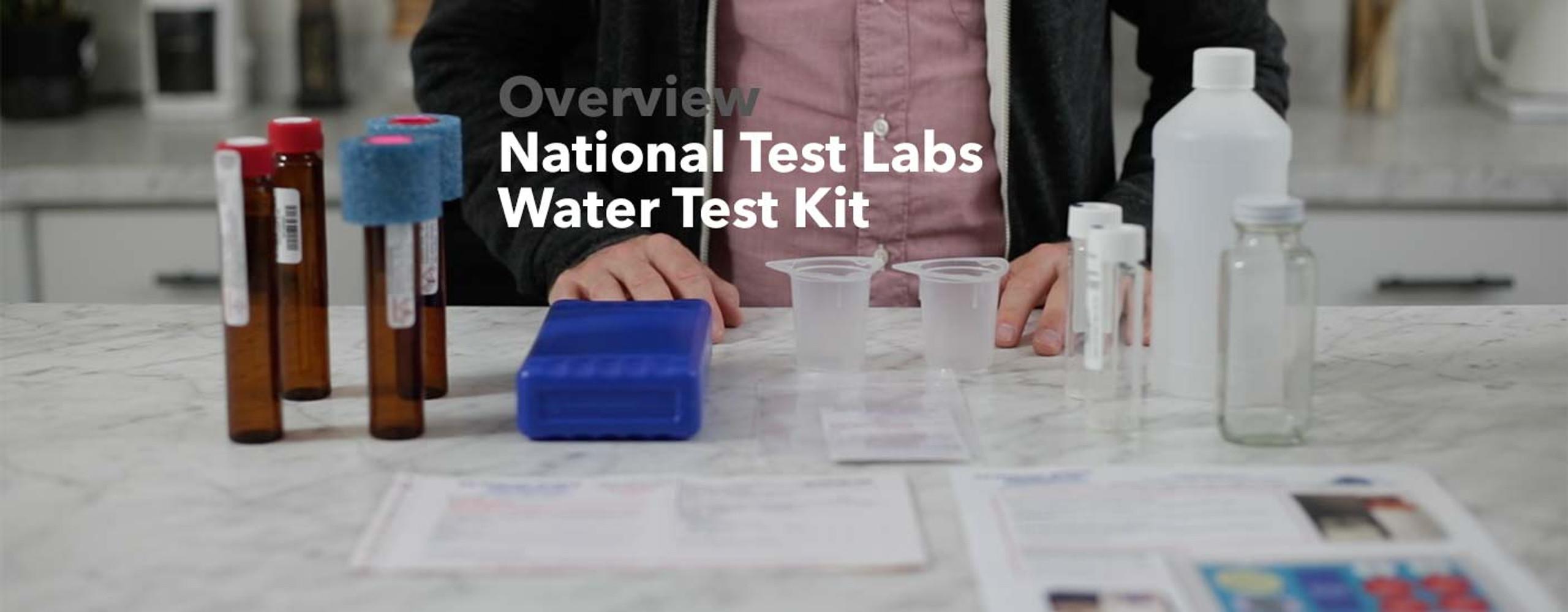 National Test Labs Kit