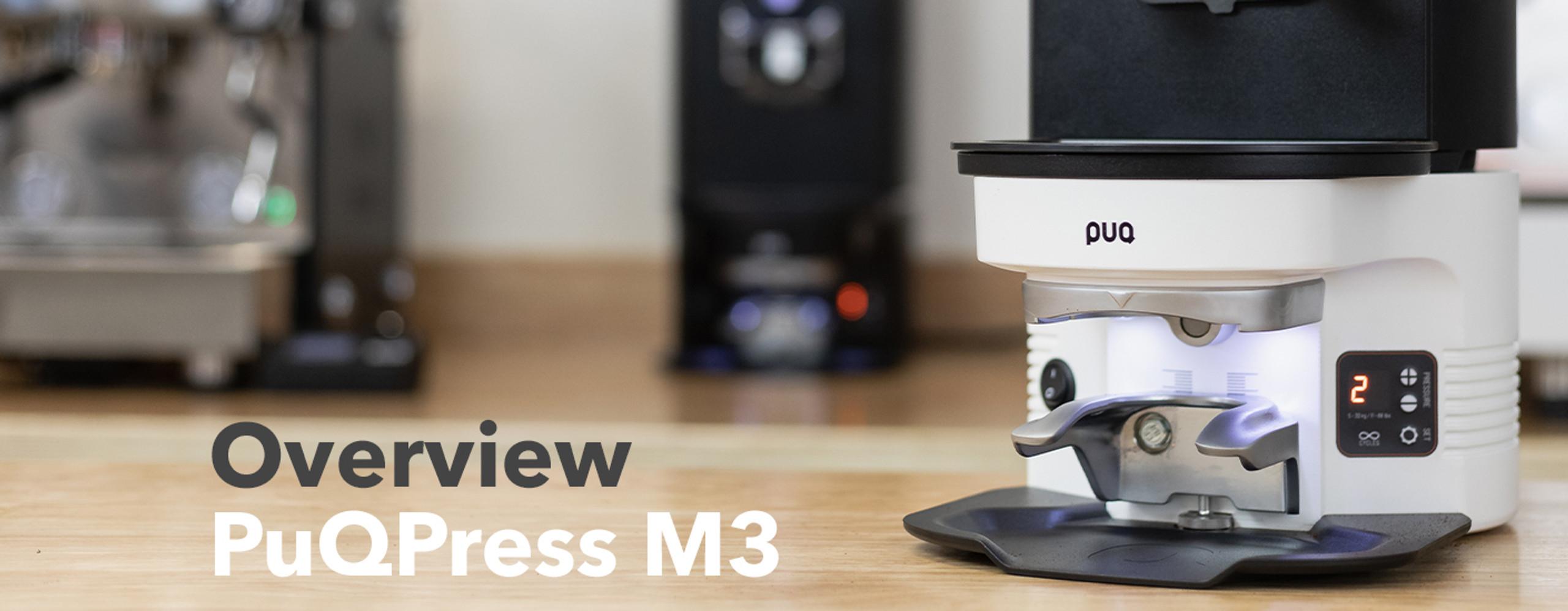 PuQpress M3 Overview